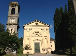 I Patroni San Cassiano e Ippolito
